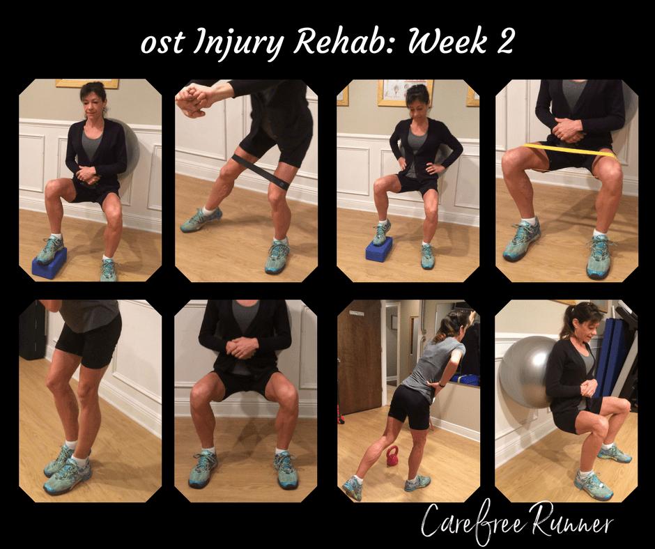 Copy of Post Injury Rehab- Week 2