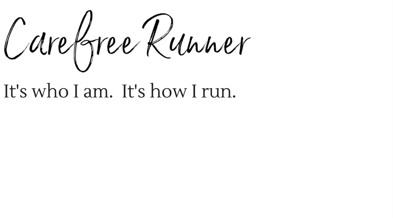 Carefree Runner Signature (1)