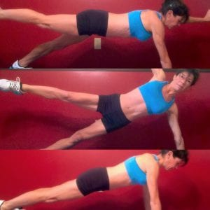 Core strength and Planks