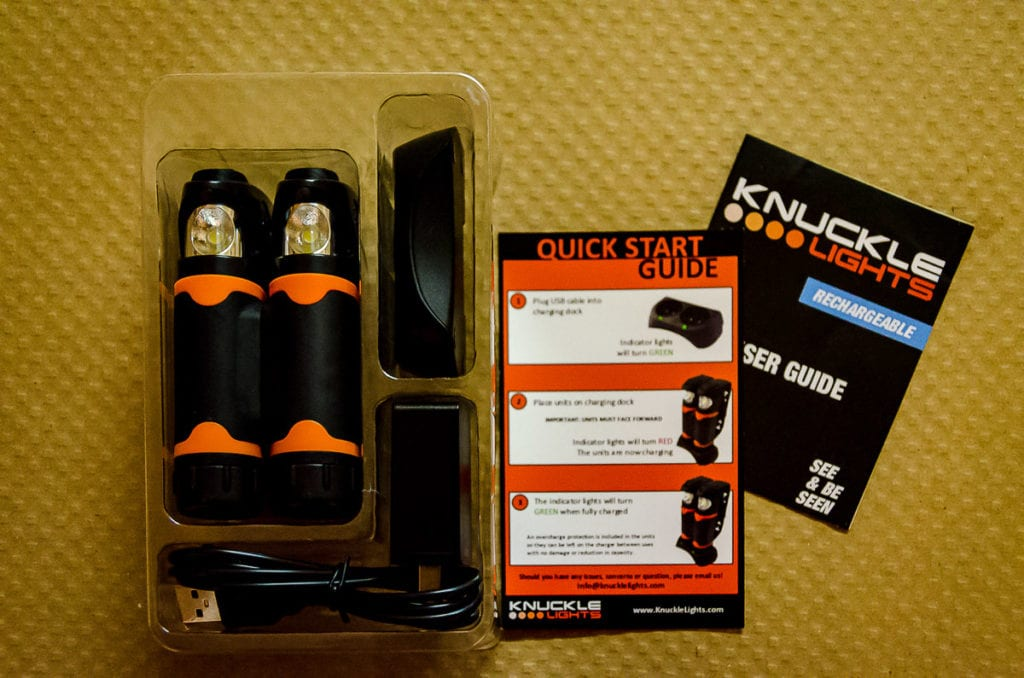 Knuckle Lights Review