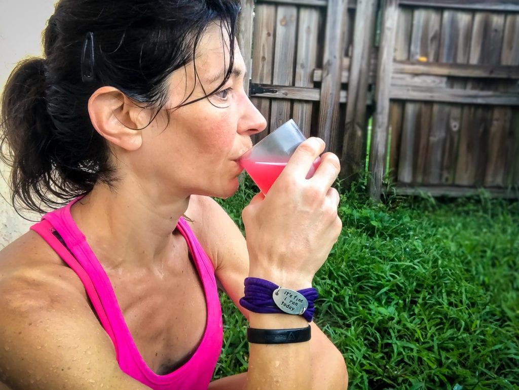 marathon training journal day 10