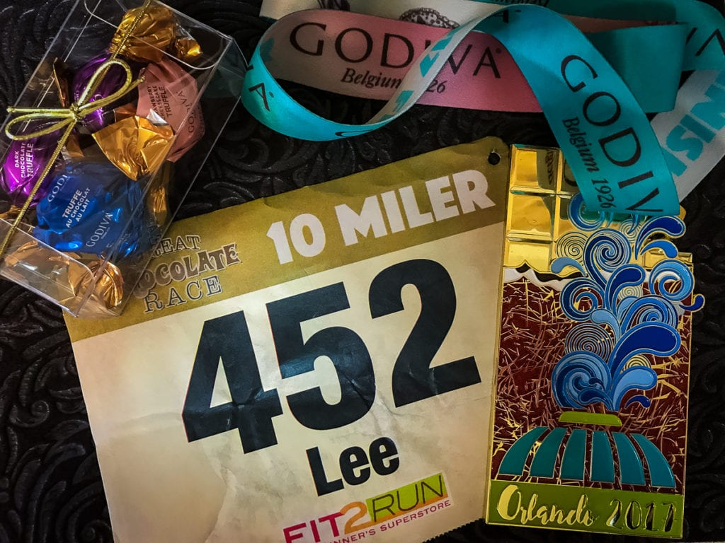 Chocolate Race Review