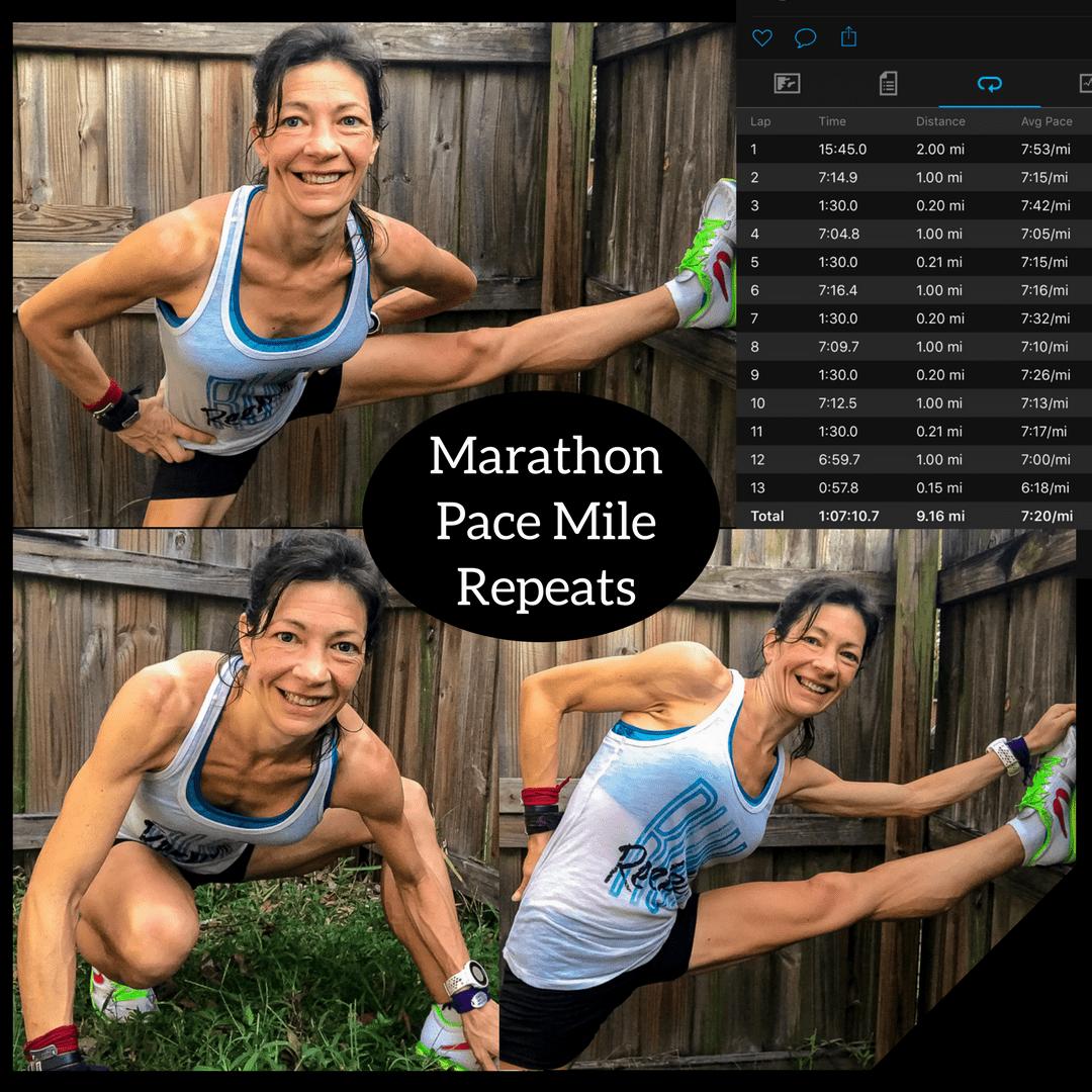 Copy of Race Pace Mile Repeats