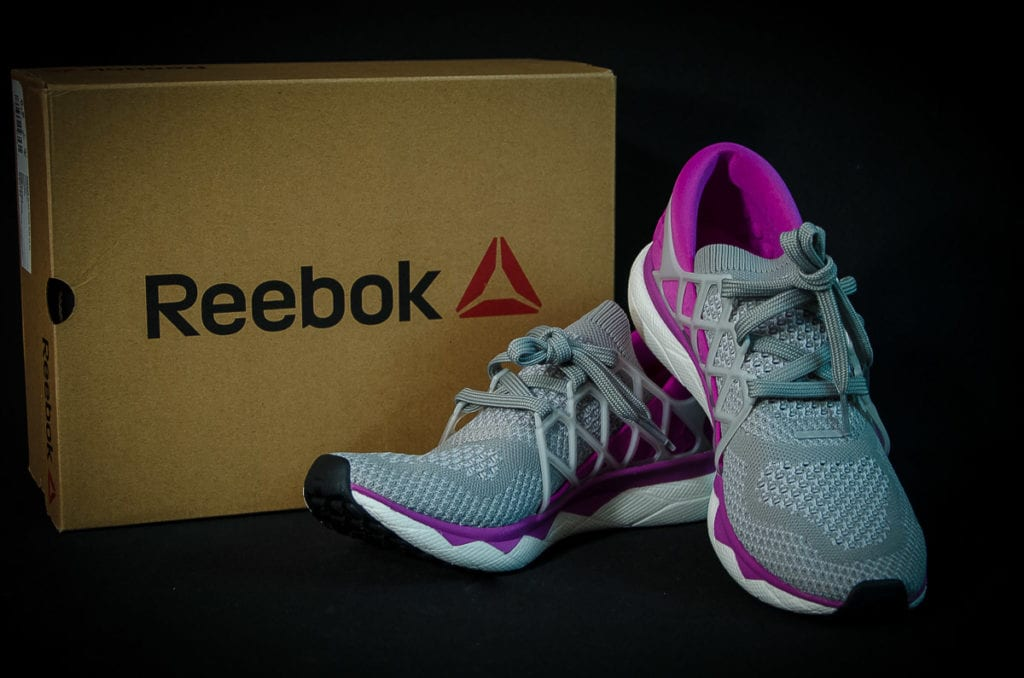 Training Week Reebok Float Ride
