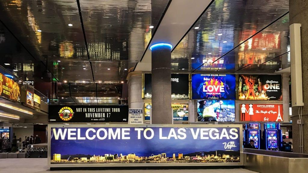 Las Vegas Marathon weekend