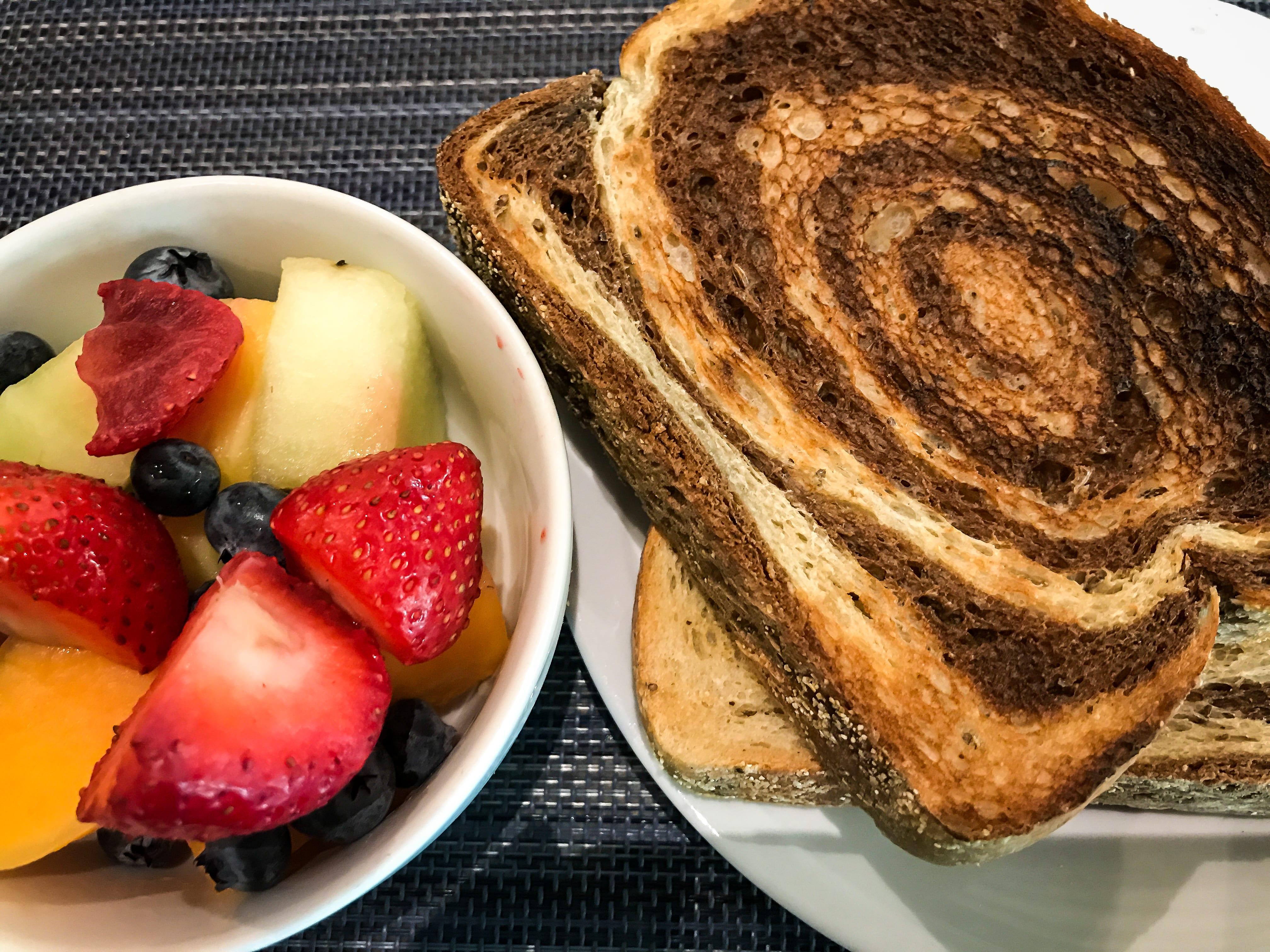 LV Marathon Breakfast