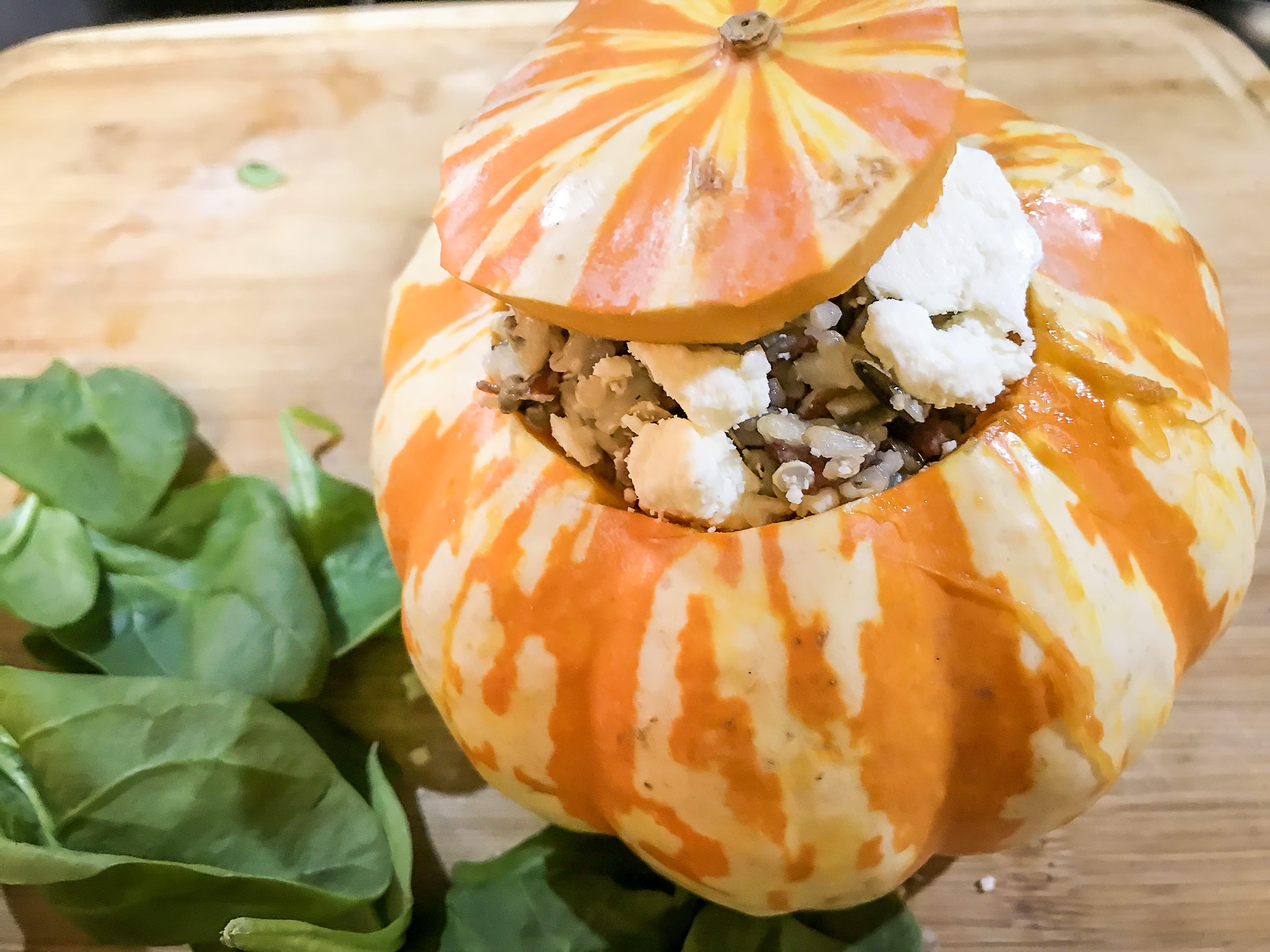 Pumpkin Bake-
