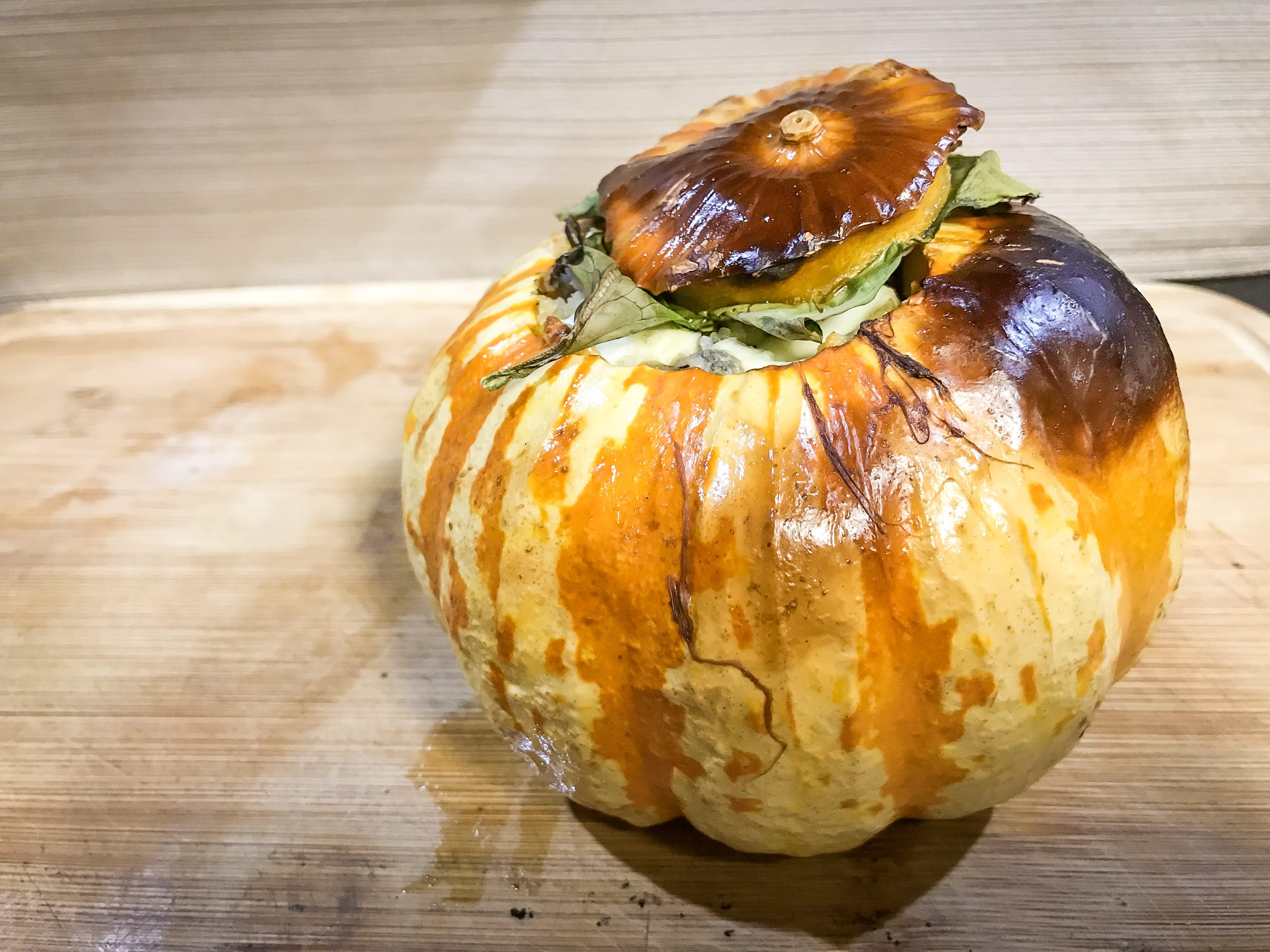 Pumpkin Bake-1490