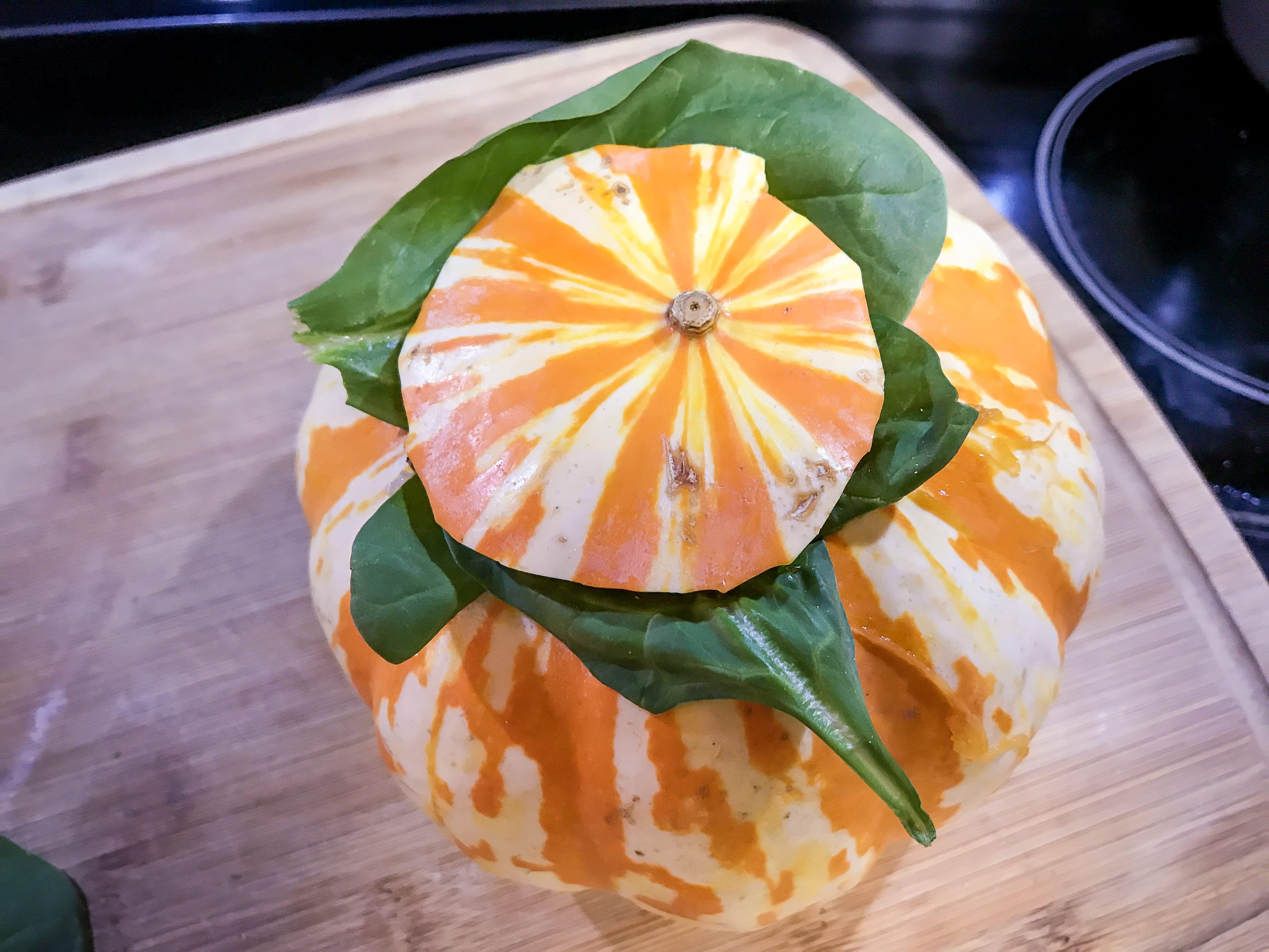 Pumpkin Bake–2