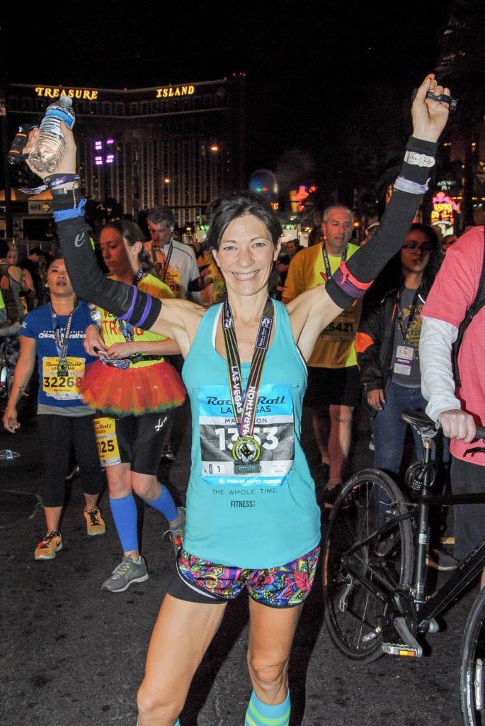 Las Vegas Marathon Bonk
