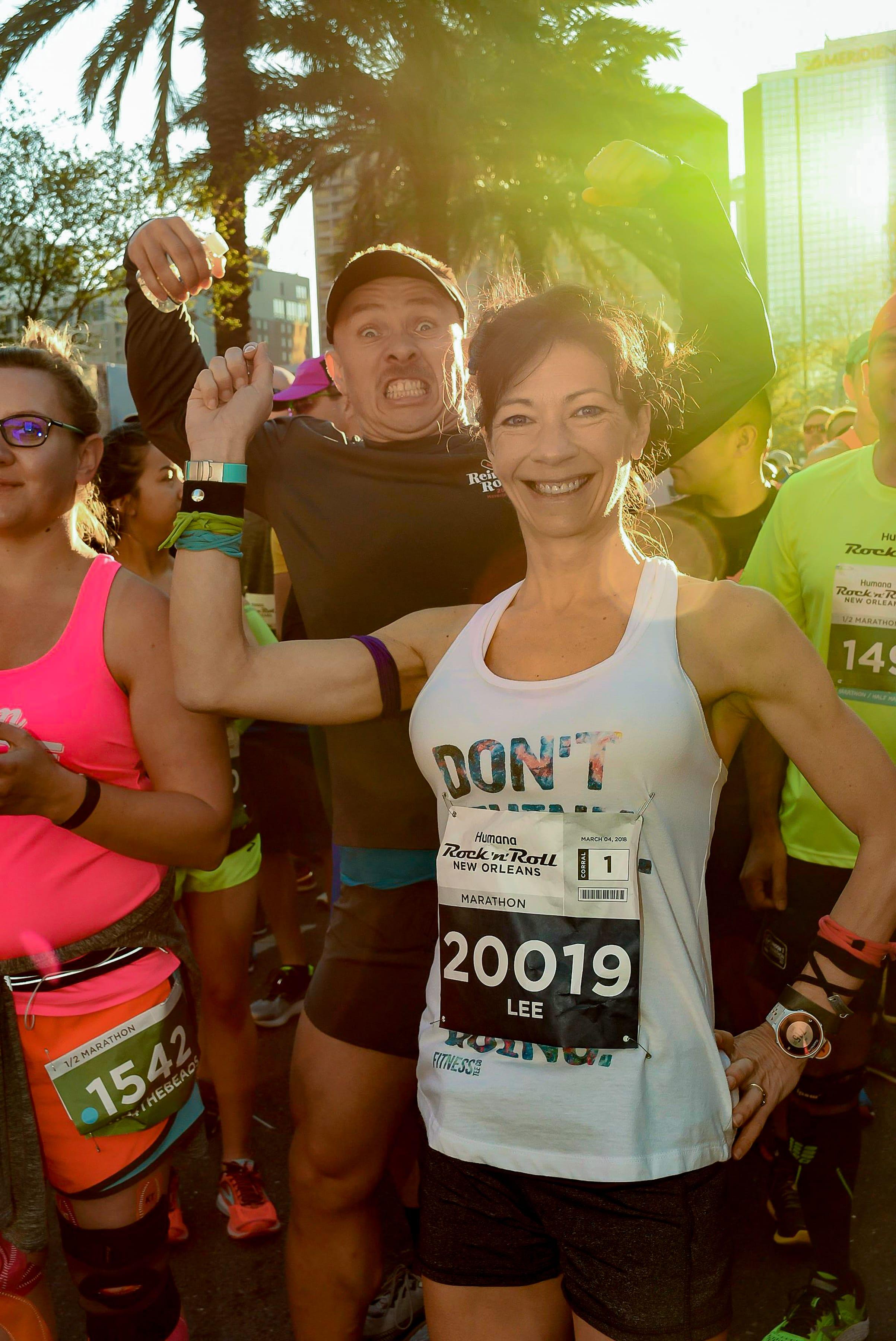 NOLA Marathon 2018–2