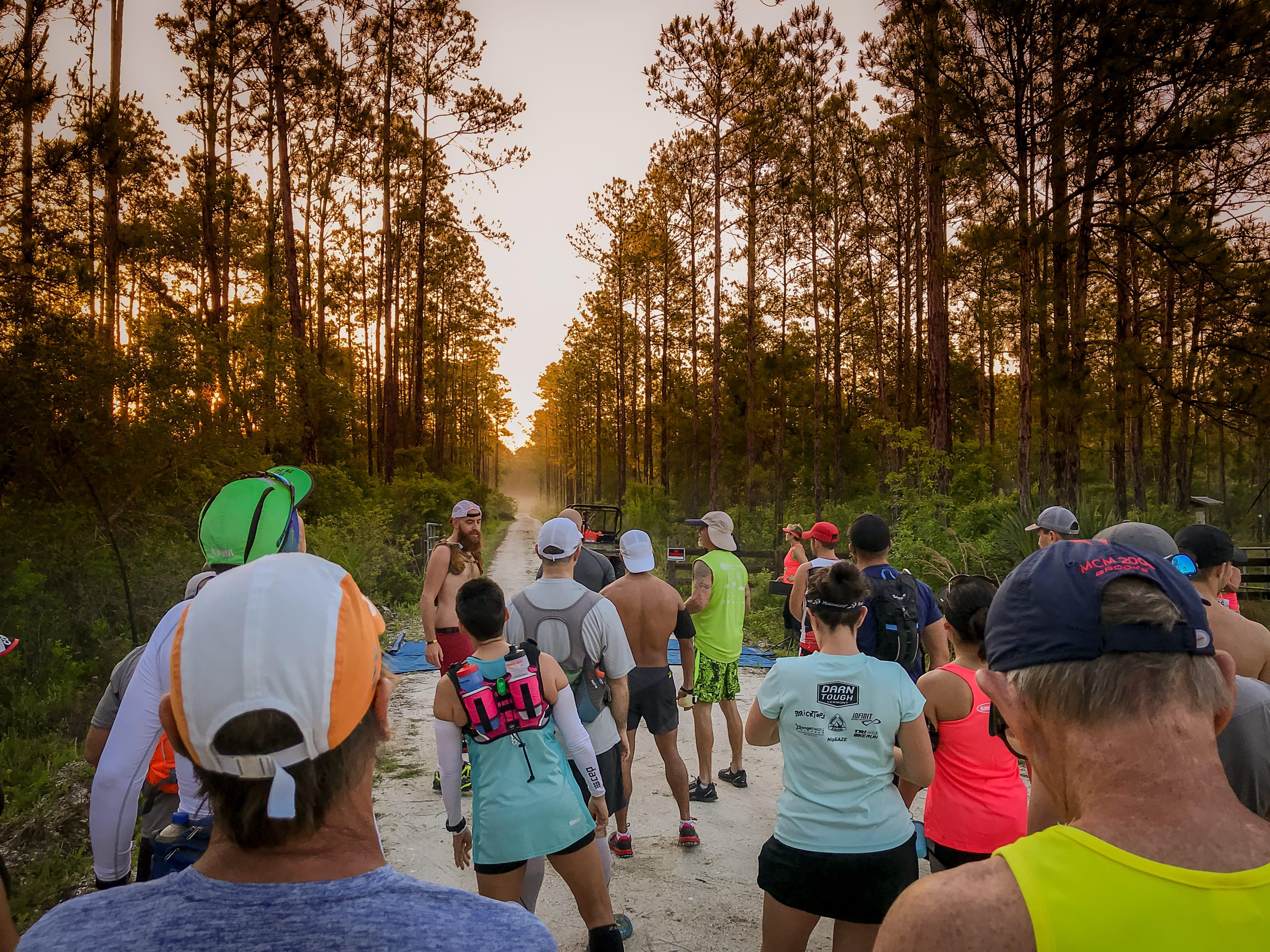 first trail ultra