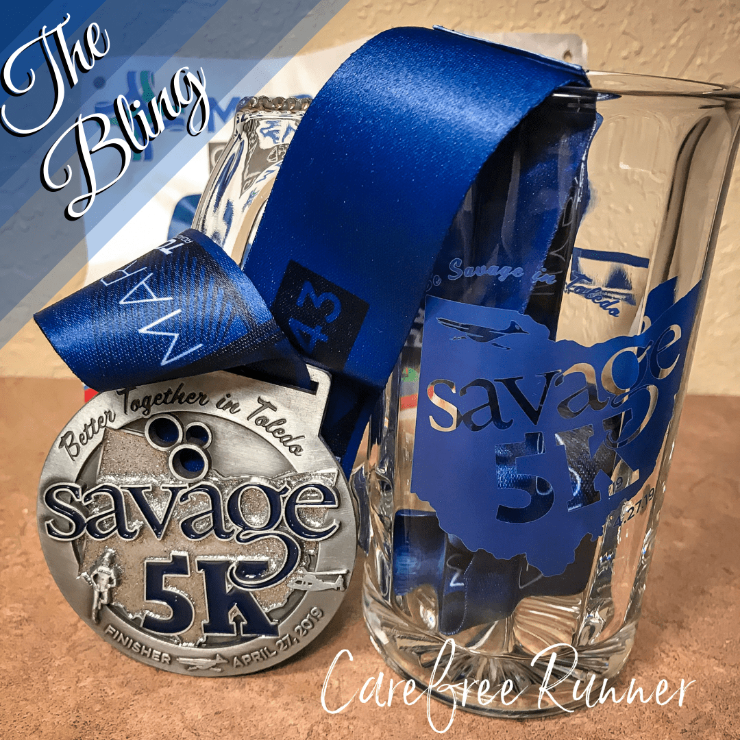 Glass City Marathon 2019 - Marathon on Low Mileage