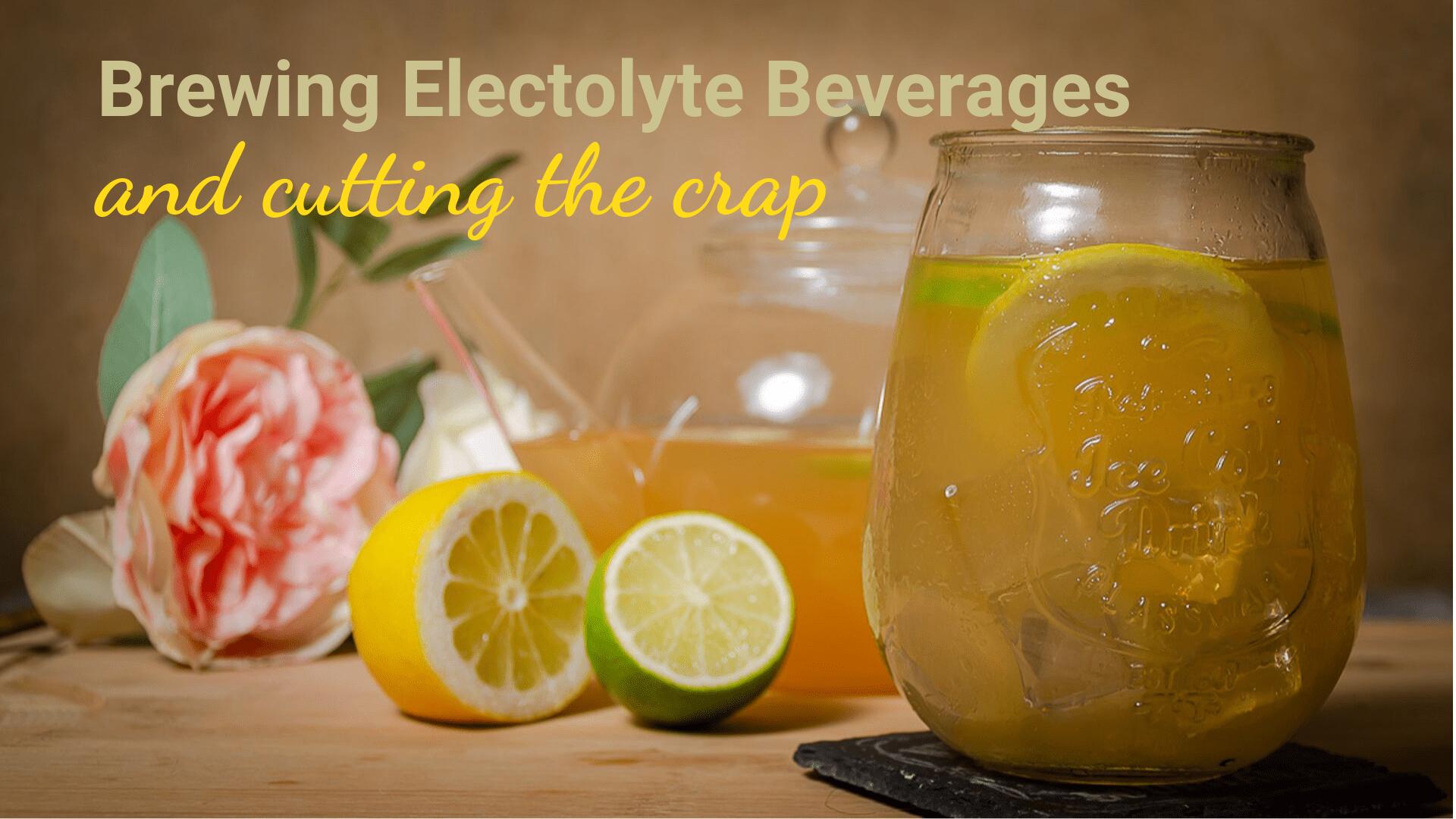 Brewing Electolytes