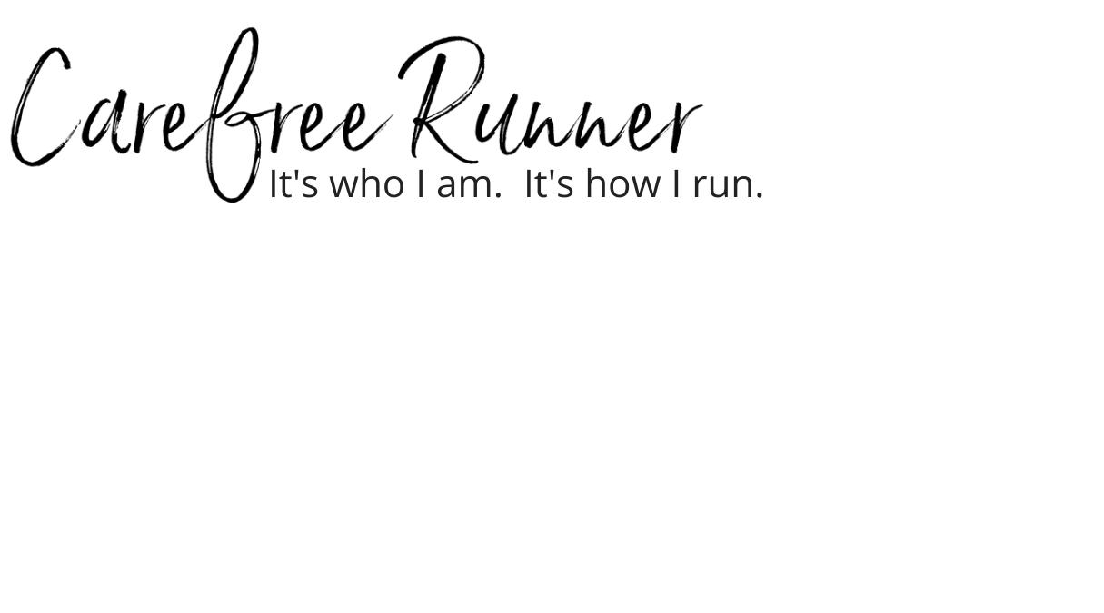 Carefree Runner Signature